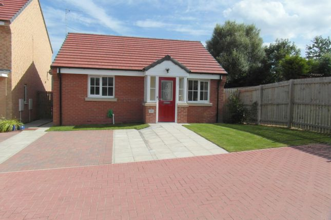 Thumbnail Bungalow for sale in Wheatfields, Seaton Delaval, Whitley Bay