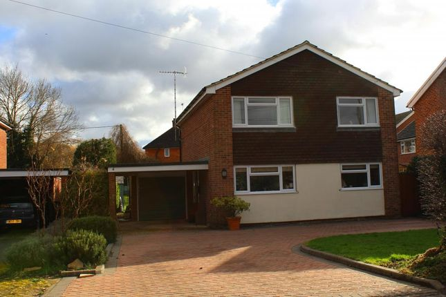 4 bed detached house for sale in Sheepdrove Road, Lambourn, Hungerford
