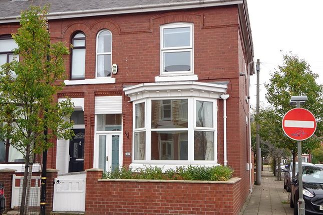 Thumbnail End terrace house to rent in Norton Street, Old Trafford, Manchester, Greater Manchester.