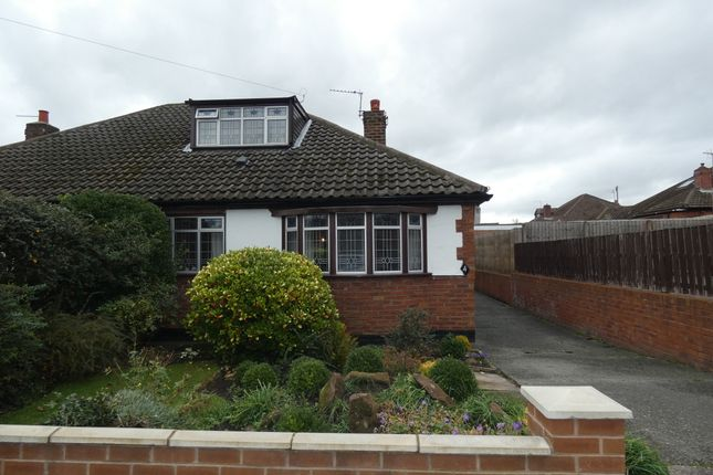 Thumbnail Bungalow for sale in Vyner Road North, Gateacre, Liverpool