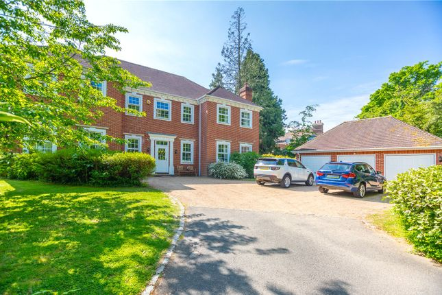 Thumbnail Detached house to rent in Lady Margaret Road, Sunningdale, Berkshire