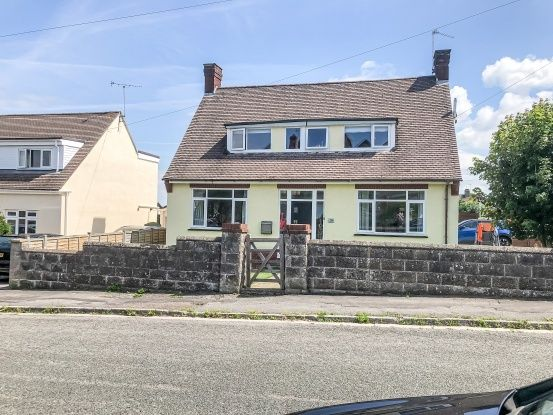 Thumbnail Detached house for sale in Worlebury Park Road, Weston-Super-Mare, Avon