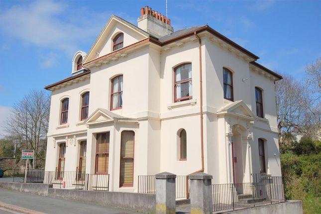 Thumbnail Flat for sale in Garfield Terrace, Stoke, Plymouth