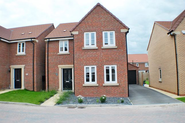 3 bed detached house for sale in Howard Close, Thorpe Willoughby, Selby