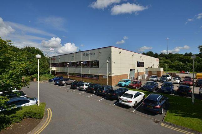 Thumbnail Warehouse for sale in Ikon, Manor Park, Tudor Road, Runcorn, Cheshire