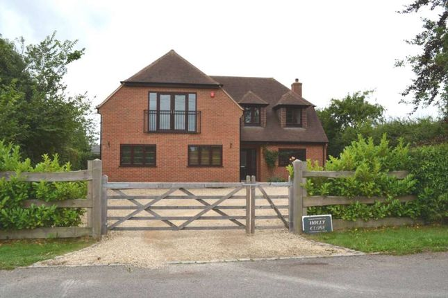 Thumbnail Detached house to rent in Sprigs Holly Lane, Chinnor