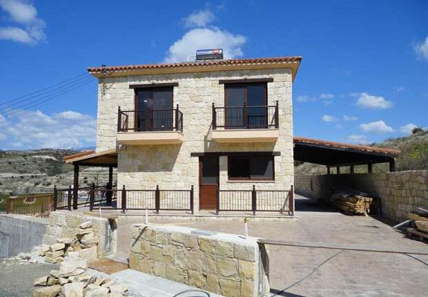 3 bed detached house for sale in Alassa, Limassol, Cyprus