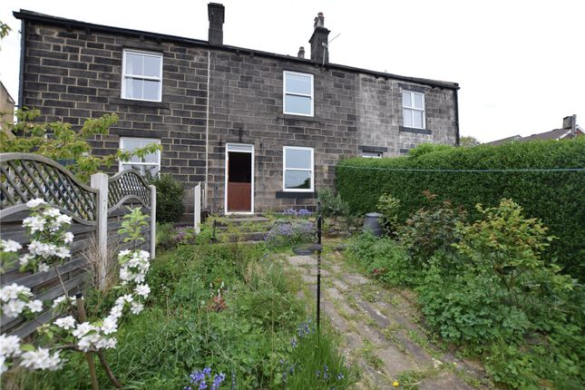 Thumbnail Terraced house to rent in Cragg Terrace, Horsforth, Leeds, West Yorkshire
