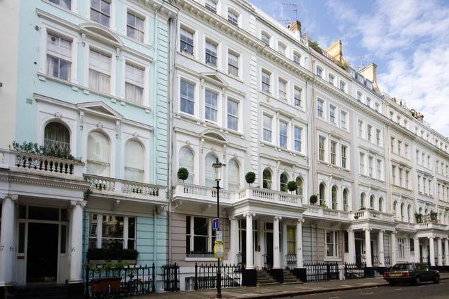 Thumbnail Flat to rent in Cornwall Gardens, South Kensington