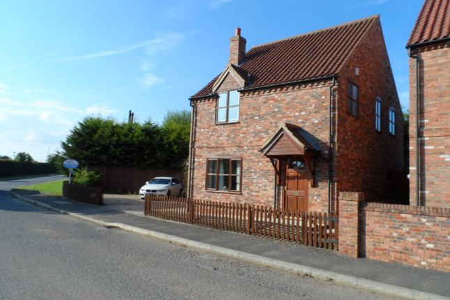 Thumbnail Detached house to rent in Nocton Park Road, Lincoln