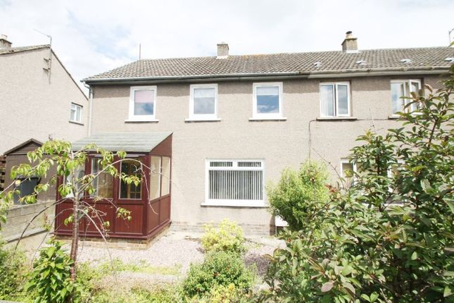 Thumbnail Semi-detached house for sale in Davidson Place, Melrose
