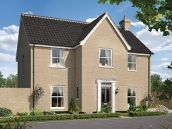 Thumbnail Detached house for sale in The xxx At St James Park, Off Cam Drive, Ely