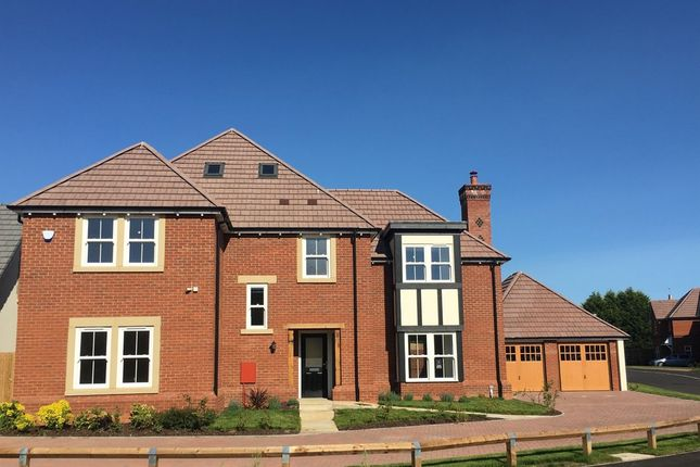 Thumbnail Detached house for sale in The Willow, Wrestlers Grove, Langford, Beds