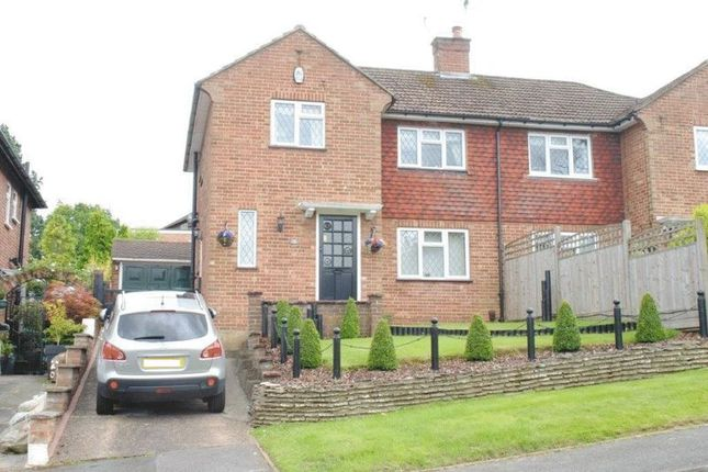 Thumbnail Semi-detached house for sale in Shirley Avenue, Old Coulsdon, Coulsdon