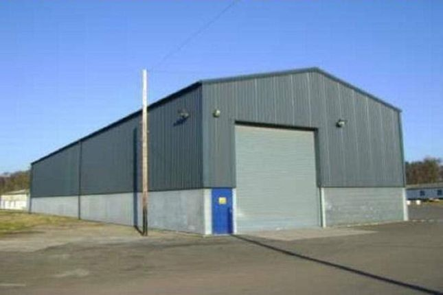 Thumbnail Light industrial to let in Rosehill Industrial Estate Market Drayton, Shropshire