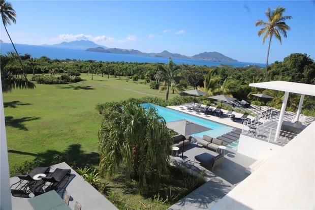 Thumbnail Property for sale in Paradise Villa, Paradise Estate, St Thomas, Nevis