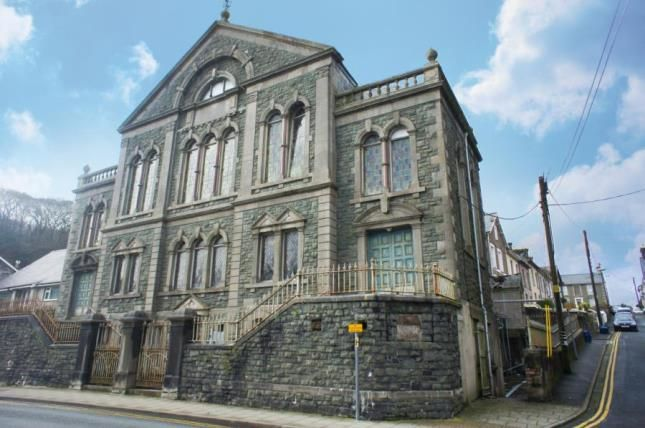 Thumbnail Maisonette for sale in Capel Garth, Bank Place, Porthmadog