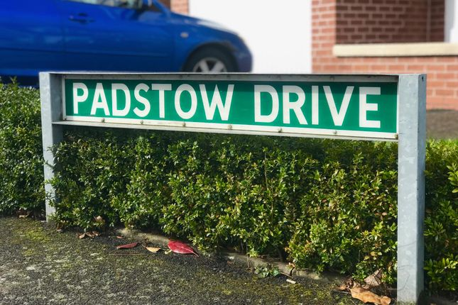 Exterior of Padstow Drive, Stafford ST17