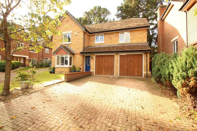 Thumbnail Detached house for sale in Clairmore Gardens, Tilehurst, Reading