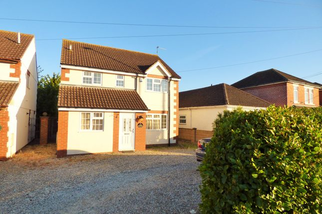 Thumbnail Detached house to rent in Oxford Road, Swindon