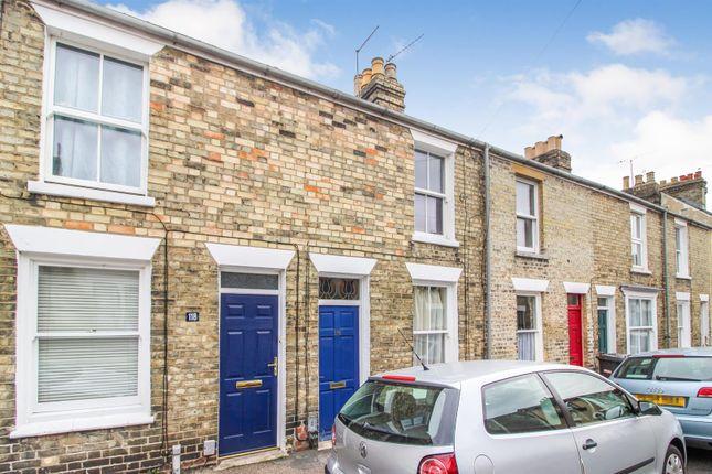 Thumbnail Terraced house for sale in Sturton Street, Cambridge
