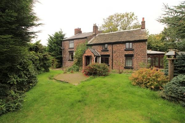 Thumbnail Detached house for sale in Bells Farm House, Prescot Road, Melling