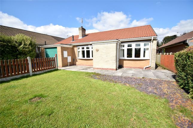 2 bed bungalow for sale in Park Avenue, North Anston, Sheffield S25