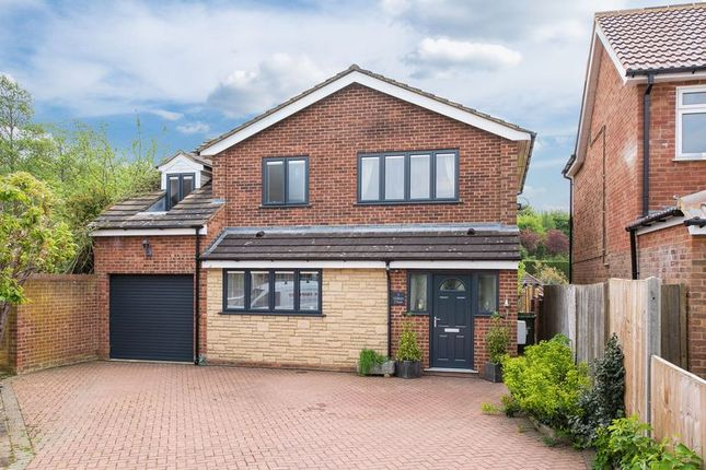 Thumbnail Detached house for sale in Gilbert Close, Bletchley, Milton Keynes