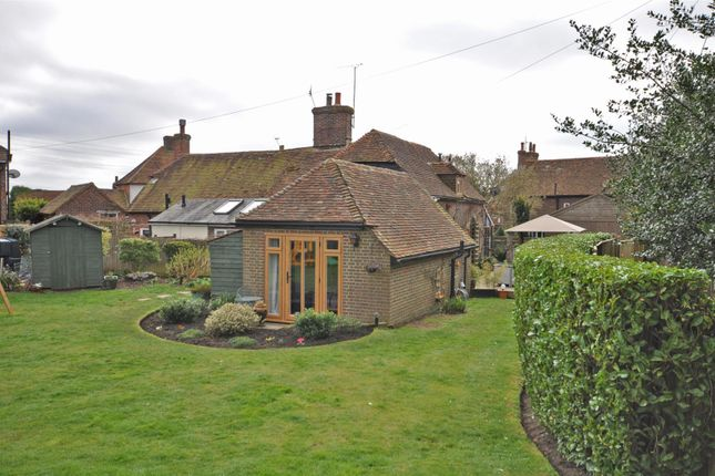 Thumbnail Semi-detached house for sale in Chapel Row, Herstmonceux, Hailsham