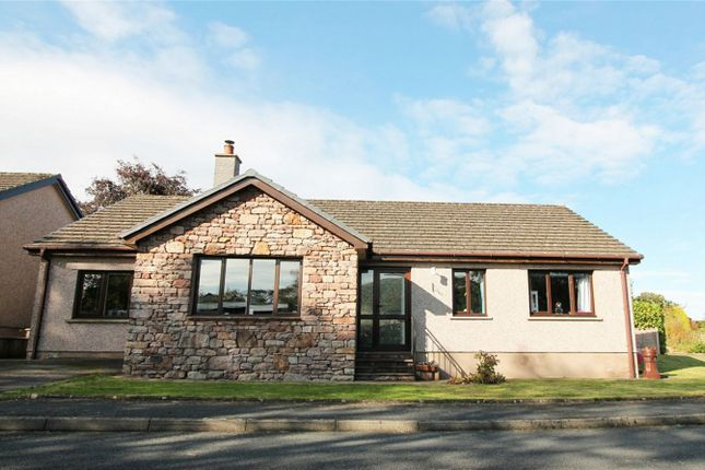 Thumbnail Detached bungalow for sale in 2 Coopers Garth, Skelton, Penrith, Cumbria
