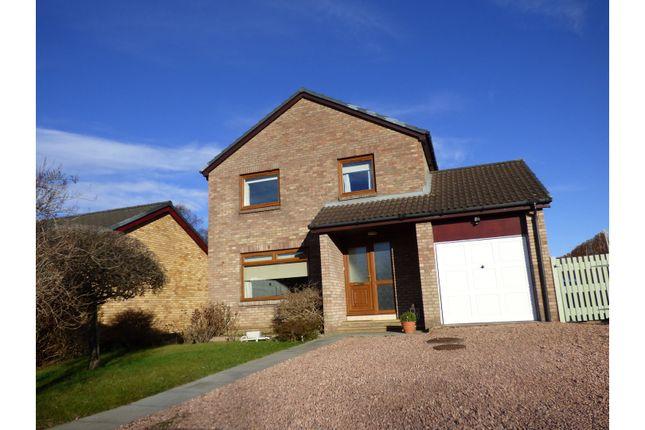 Thumbnail Detached house for sale in Myre Crescent, Kinghorn