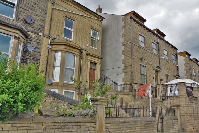 Thumbnail End terrace house for sale in Cross Road, Bradford