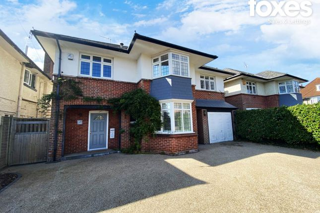 Thumbnail Property to rent in Ophir Road, Bournemouth, Dorset