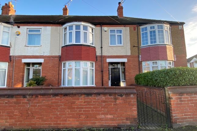 3 bed terraced house to rent in Sandringham Road, Doncaster DN2