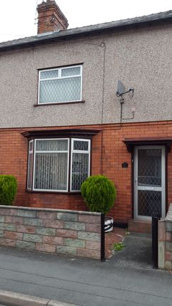 Thumbnail Terraced house to rent in Henry Taylor Street, Flint