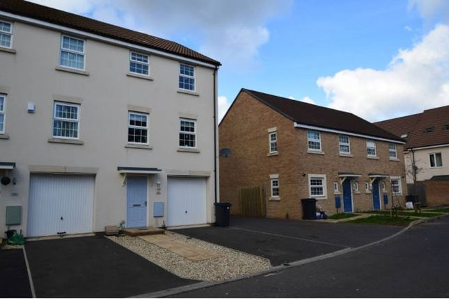Thumbnail Town house to rent in Normandy Drive, Yate, Bristol