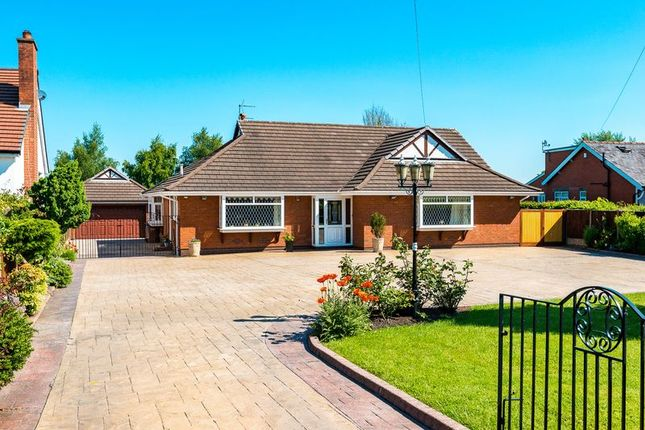 Thumbnail Detached bungalow for sale in Southport Road, Leyland