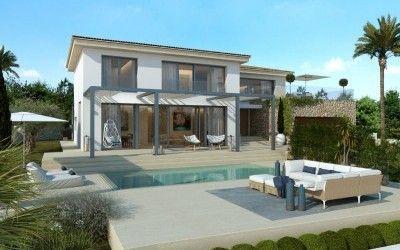 Villa for sale in Santa Ponsa, Balearic Islands, Spain