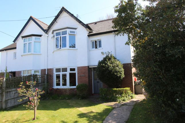 3 bed semi-detached house for sale in Church Road, Whimple, Exeter EX5