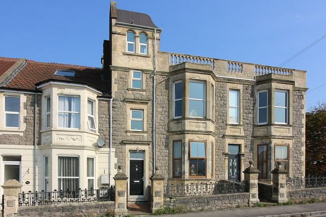 Thumbnail Flat for sale in Clevedon Road, Weston-Super-Mare