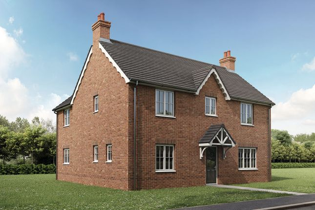 """Thumbnail Detached house for sale in """"The Kempthorne"""" at Gallows Hill, Warwick"""