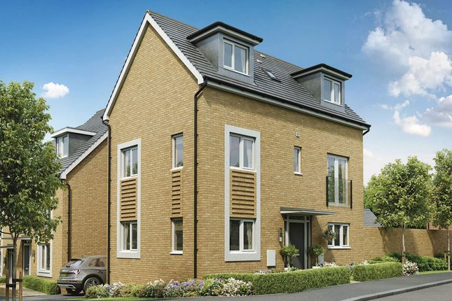 Thumbnail Detached house for sale in Handley Place, Locking Parklands, Weston-Super-Mare