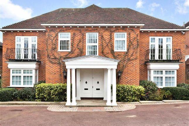 Thumbnail Detached house to rent in Totteridge Lane, Totteridge, London