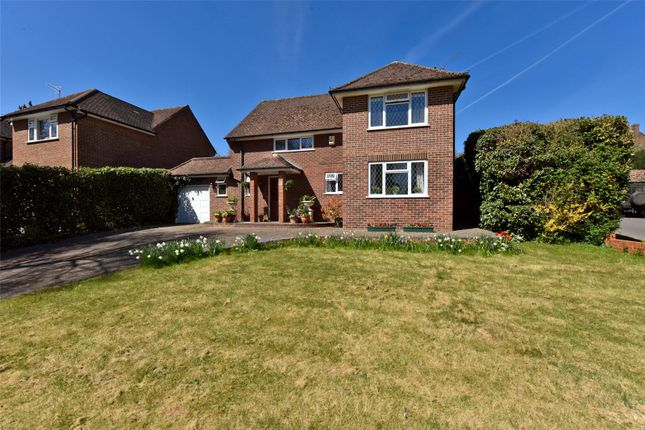Thumbnail Detached house to rent in Henley Road, Marlow, Buckinghamshire