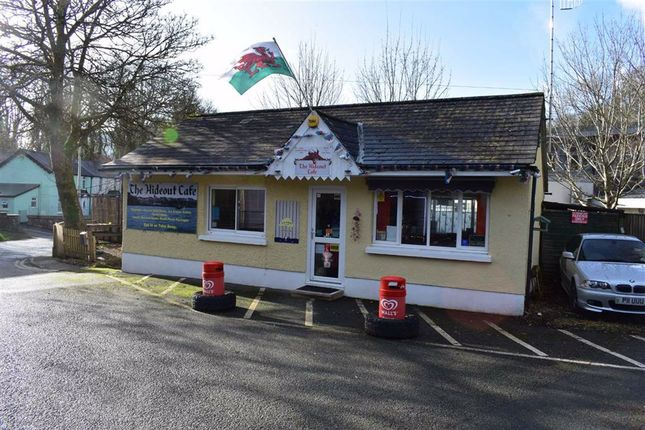 Thumbnail Restaurant/cafe for sale in Gas Lane, Tenby, Pembrokeshire