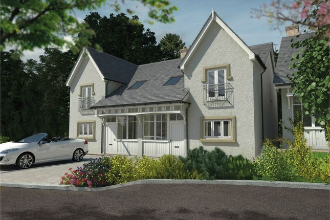 Thumbnail Semi-detached house for sale in Kenwyn Gardens, Church Road, Kenwyn, Truro