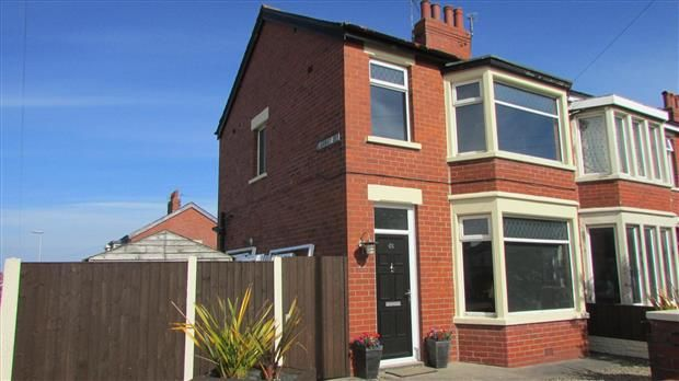 Thumbnail Property to rent in Torsway Avenue, Blackpool