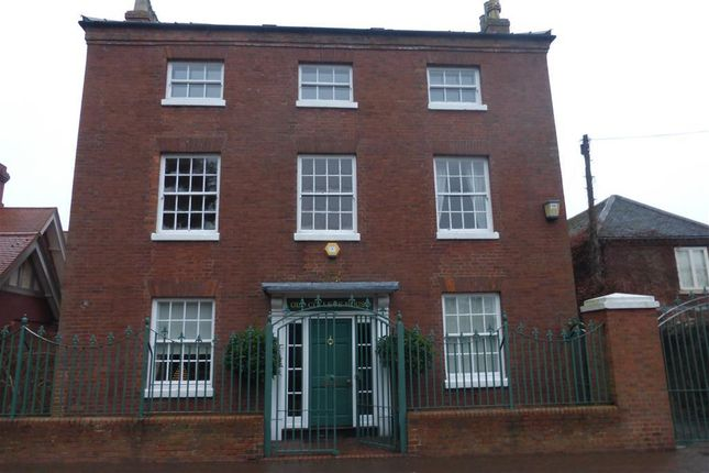 Thumbnail Flat to rent in Dam Street, Lichfield