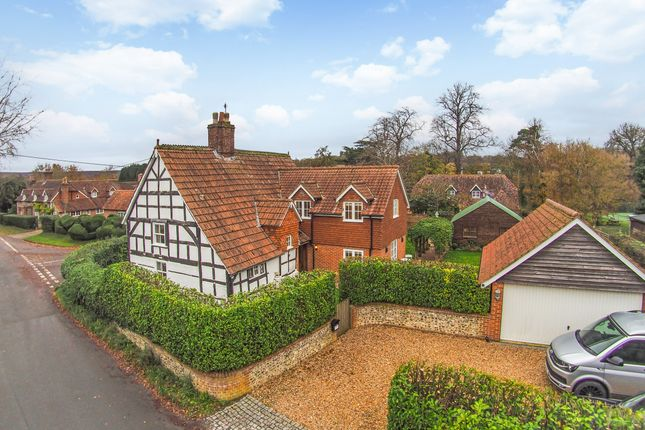 Thumbnail Detached house for sale in The Street, Upper Farringdon, Hampshire