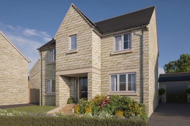 Thumbnail Detached house for sale in Apperley Bridge, Bradford, West Yorkshire